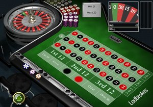 play roulette online free win money
