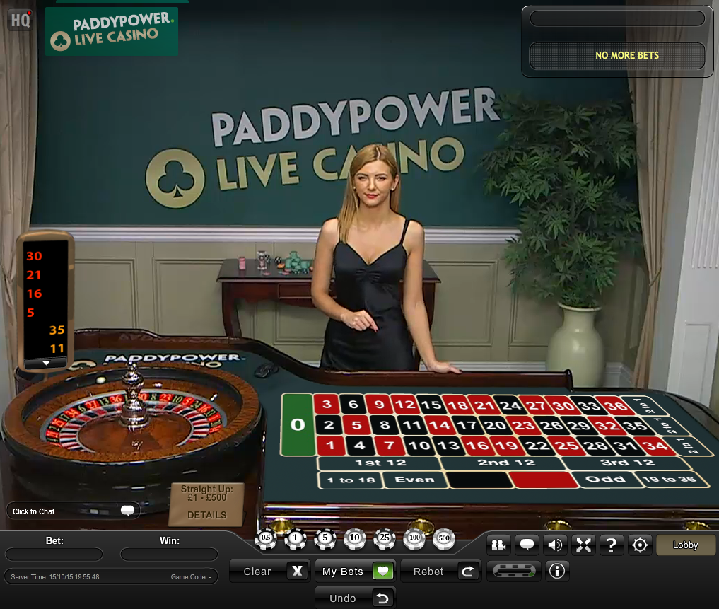 Paddy power roulette strategy