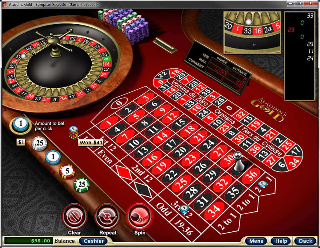online casino roulette strategy burn the sevens online